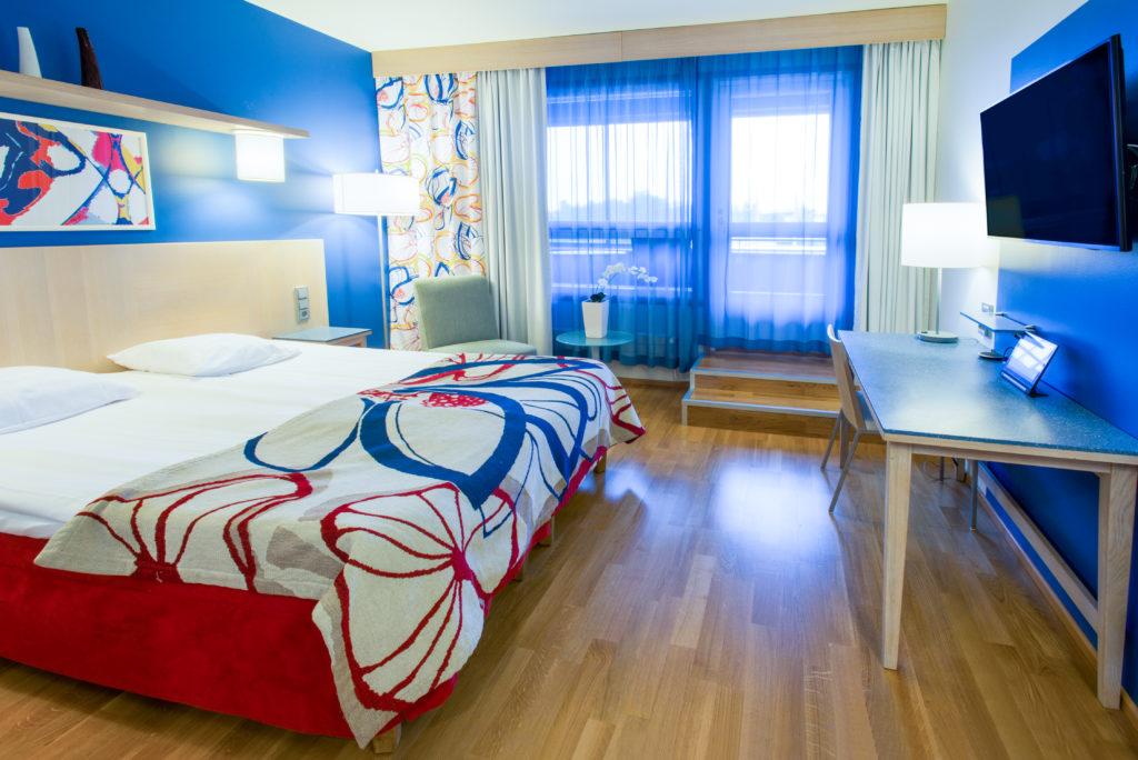Scandic Seinäjoki on viihtyisä täyden palvelun hotelli.