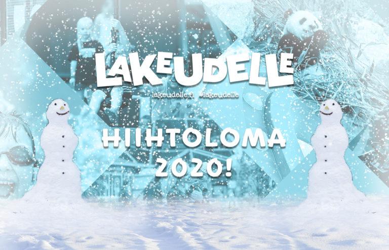 Hiihtoloma - Talviloma Etelä-Pohjanmaalla Lakeudelle 2020